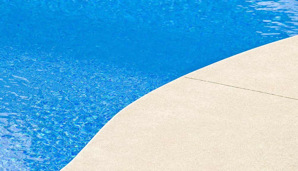 piscine peinture sandblast